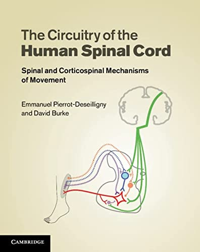 9780521192583: The Circuitry of the Human Spinal Cord: Spinal and Corticospinal Mechanisms of Movement