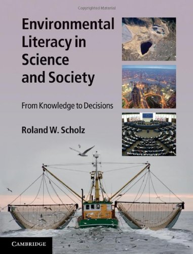 9780521192712: Environmental Literacy in Science and Society: From Knowledge to Decisions