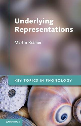 9780521192774: Underlying Representations (Key Topics in Phonology)