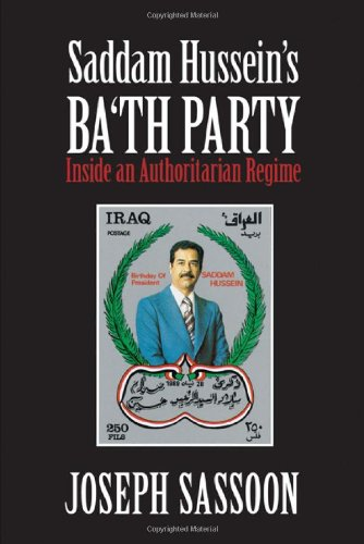 9780521193016: Saddam Hussein's Ba'th Party: Inside an Authoritarian Regime