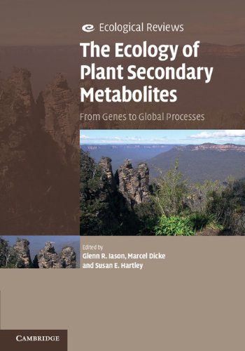 9780521193269: The Ecology of Plant Secondary Metabolites: From Genes to Global Processes