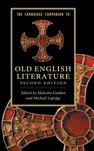 9780521193320: The Cambridge Companion to Old English Literature (Cambridge Companions to Literature)