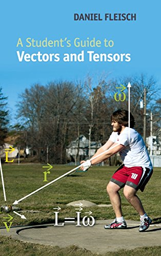 9780521193696: A Student's Guide to Vectors and Tensors (Student's Guides)