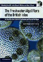 9780521193757: The Freshwater Algal Flora of the British Isles with DVD-ROM: An Identification Guide to Freshwater and Terrestrial Algae
