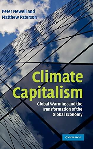 9780521194853: Climate Capitalism Hardback