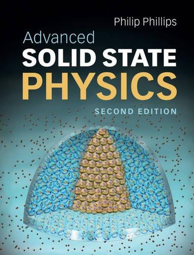 9780521194907: Advanced Solid State Physics