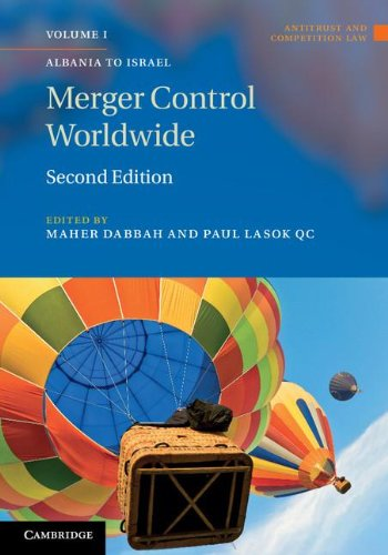 Merger Control Worldwide 2 Volume Set (Hardcover): Maher M Dabbah