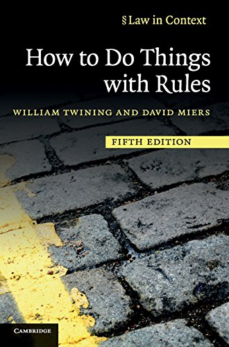 9780521195492: How to Do Things with Rules