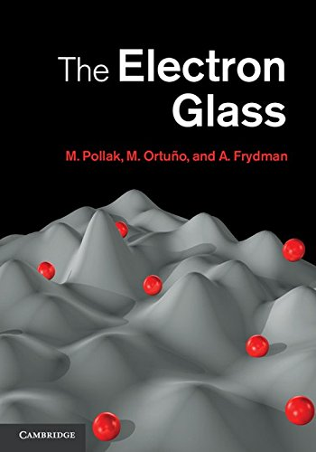 9780521195522: The Electron Glass