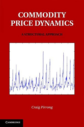 9780521195898: Commodity Price Dynamics: A Structural Approach