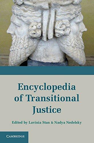 Encyclopedia of Transitional Justice 3 Volume Hardback Set (Hardback)