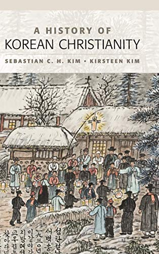 9780521196383: A History of Korean Christianity