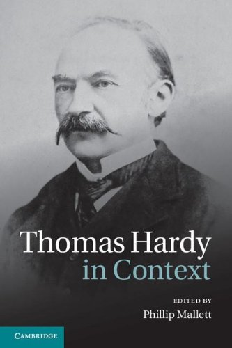 9780521196482: Thomas Hardy in Context (Literature in Context)