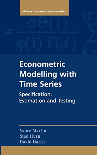 9780521196604: Econometric Modelling with Time Series: Specification, Estimation and Testing
