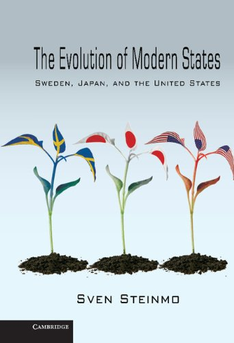 9780521196703: The Evolution of Modern States: Sweden, Japan, and the United States