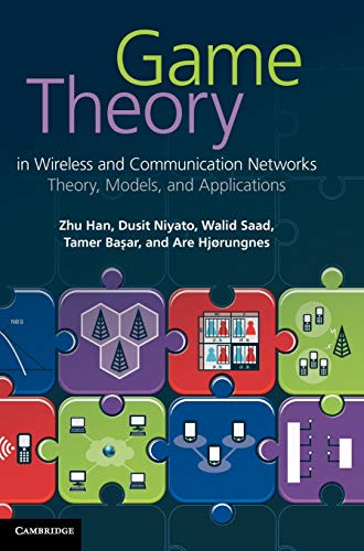 9780521196963: Game Theory in Wireless and Communication Networks Hardback