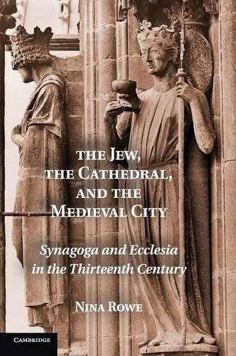 9780521197441: The Jew, the Cathedral and the Medieval City: Synagoga and Ecclesia in the Thirteenth Century