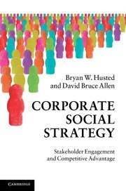 9780521197649: Corporate Social Strategy: Stakeholder Engagement and Competitive Advantage