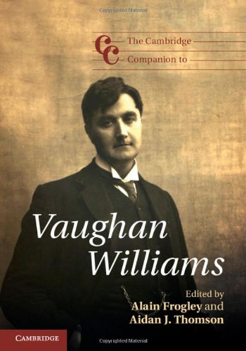 9780521197687: The Cambridge Companion to Vaughan Williams (Cambridge Companions to Music)