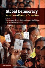 9780521197847: Global Democracy: Normative and Empirical Perspectives