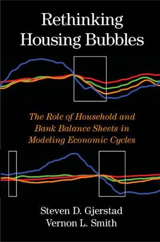9780521198097: Rethinking Housing Bubbles: The Role of Household and Bank Balance Sheets in Modeling Economic Cycles