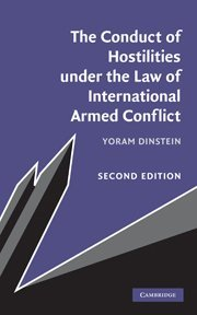 9780521198134: The Conduct of Hostilities under the Law of International Armed Conflict
