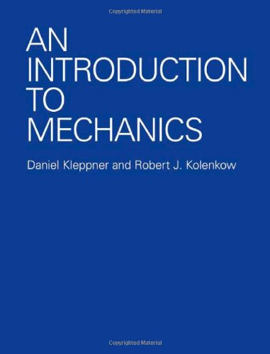 9780521198219: An Introduction to Mechanics