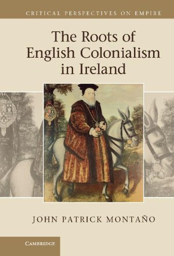 9780521198288: The Roots of English Colonialism in Ireland (Critical Perspectives on Empire)