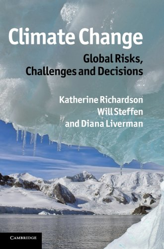 9780521198363: Climate Change: Global Risks, Challenges and Decisions