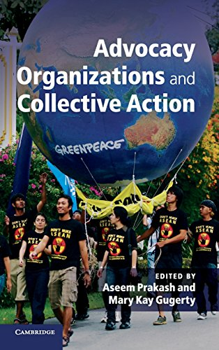 9780521198387: Advocacy Organizations and Collective Action