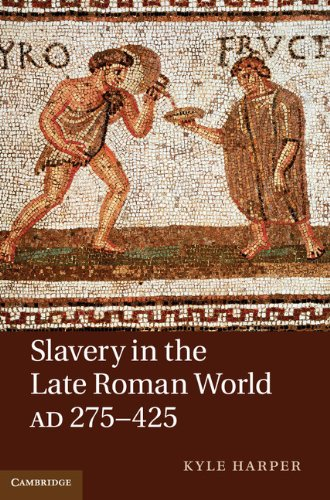 9780521198615: Slavery in the Late Roman World, AD 275-425 Hardback