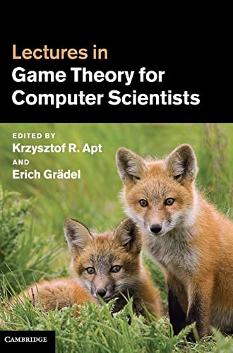 9780521198660: Lectures in Game Theory for Computer Scientists
