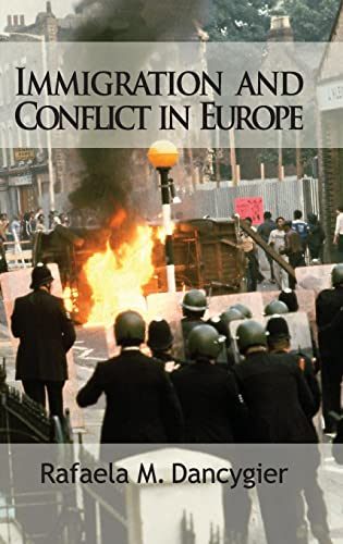 9780521199070: Immigration and Conflict in Europe (Cambridge Studies in Comparative Politics)