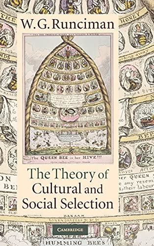 Theory of Cultural and Social Selection: Runciman, Steven