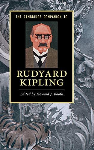 9780521199728: The Cambridge Companion to Rudyard Kipling (Cambridge Companions to Literature)