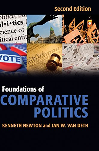 9780521199889: Foundations of Comparative Politics 2nd Edition Hardback (Cambridge Textbooks in Comparative Politics)