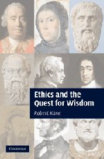 9780521199933: Ethics and the Quest for Wisdom