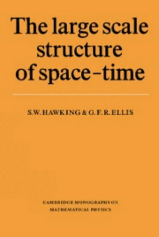 9780521200165: The Large Scale Structure of Space-Time (Cambridge Monographs on Mathematical Physics)