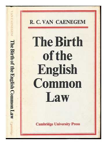 9780521200974: The Birth of the English Common Law