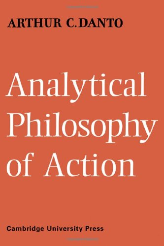 9780521201209: Analytical Philosophy of Action