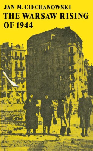 9780521202039: The Warsaw Rising of 1944 (Cambridge Russian, Soviet and Post-Soviet Studies)
