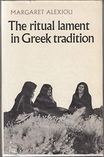 9780521202268: The Ritual Lament in Greek Tradition