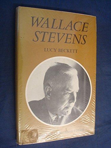 9780521202787: Wallace Stevens
