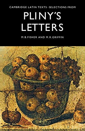 9780521202985: Selections from Pliny's Letters (Cambridge Latin Texts) (Latin Edition)