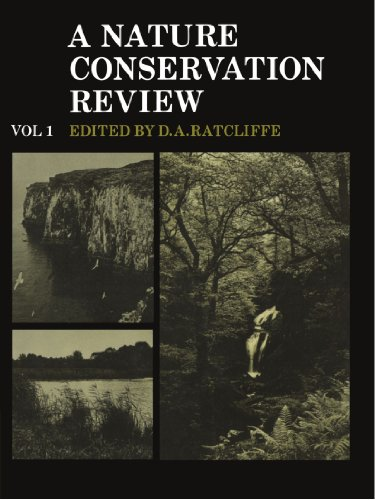 9780521203296: A Nature Conservation Review: Volume 1: The Selection of Biological Sites of National Importance to Nature Conservation in Britain