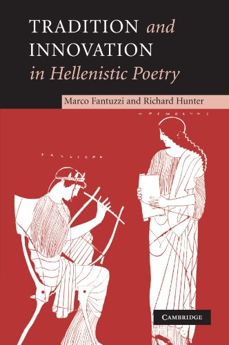 9780521203609: Tradition and Innovation in Hellenistic Poetry