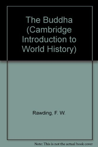 9780521203685: The Buddha (Cambridge Introduction to World History)