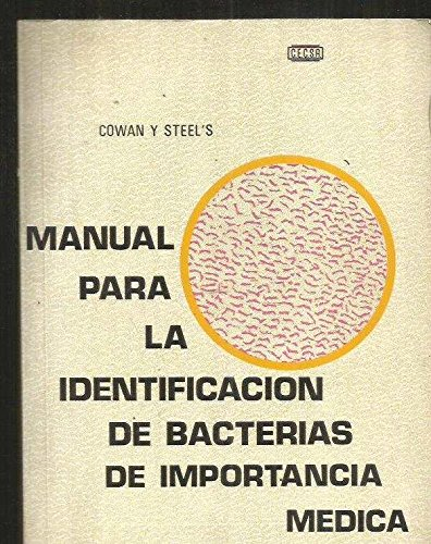 Cowan and Steel's Manual for the Identification: Cowan