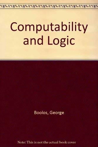 9780521204026: Computability and Logic