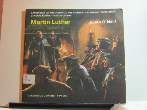 9780521204033: Martin Luther (Cambridge Introduction to World History)